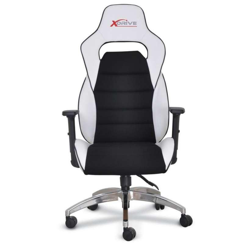 xdrive göktürk profesyonel oyun & oyuncu koltuğu beyaz-siyah yorumları