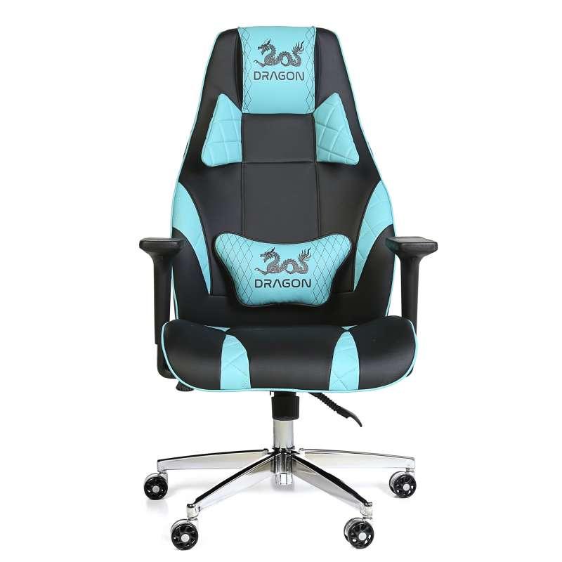 dragon   xpro st10   oyuncu koltuğu turkuaz - siyah - gamer chair yorumları