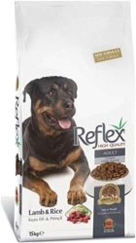 reflex kuzulu ve pirinçli 15 kg yetişkin köpek maması yorumları