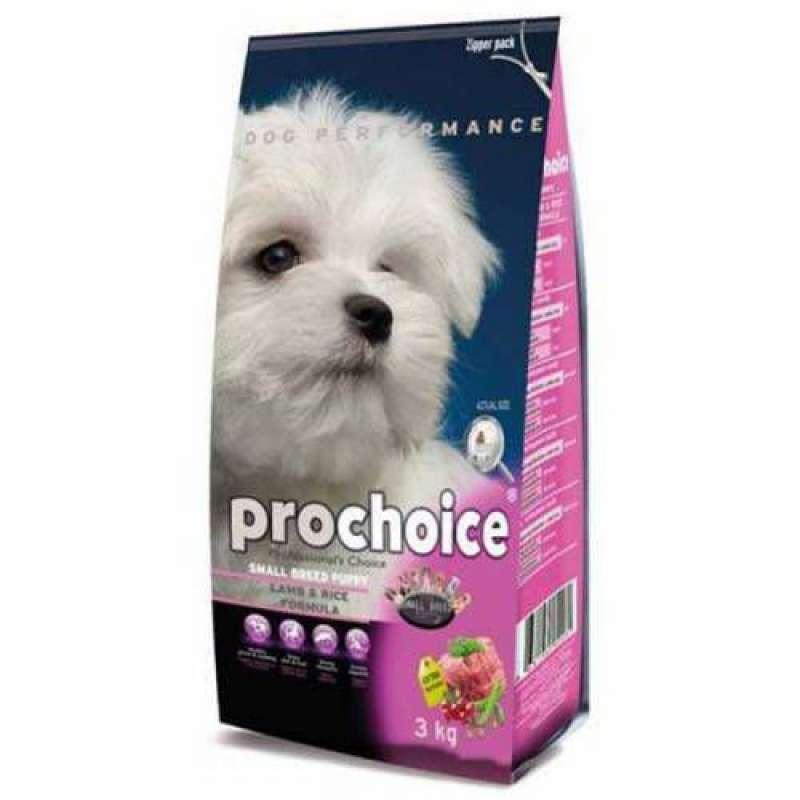 pro choice puppy small breed lamb&rice kuzu etli yavru köpek mama yorumları