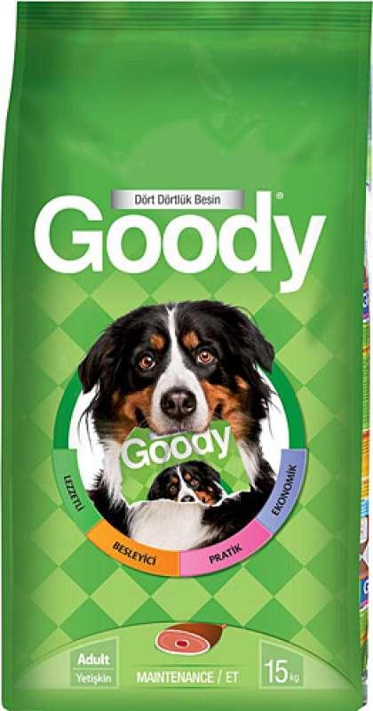 goody maintenance 15 kg etli yetişkin köpek maması yorumları