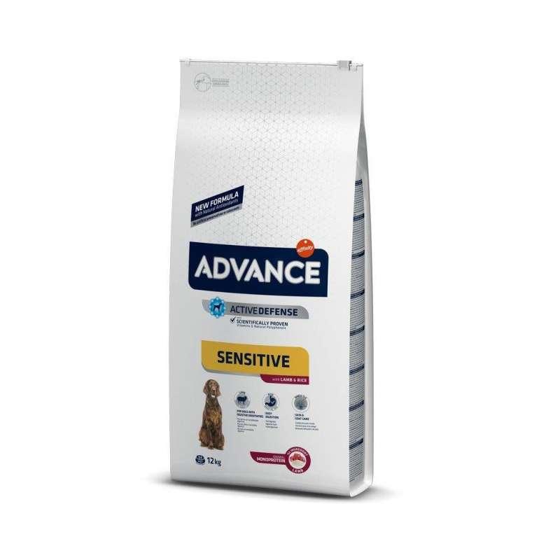 advance adult lamb rice kuzulu pirinçli 12 kg hassas yetişkin köpek maması yorumları