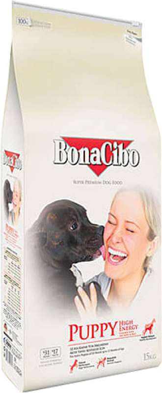 bonacibo yüksek enerjili 15 kg yavru kuru köpek maması yorumları