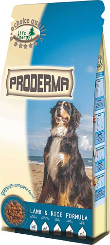 pro choice proderma kuzulu ve pirinçli 18 kg yetişkin köpek maması yorumları