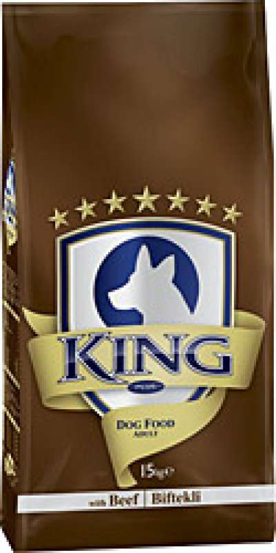 lider king biftekli 15 kg yetişkin köpek maması yorumları