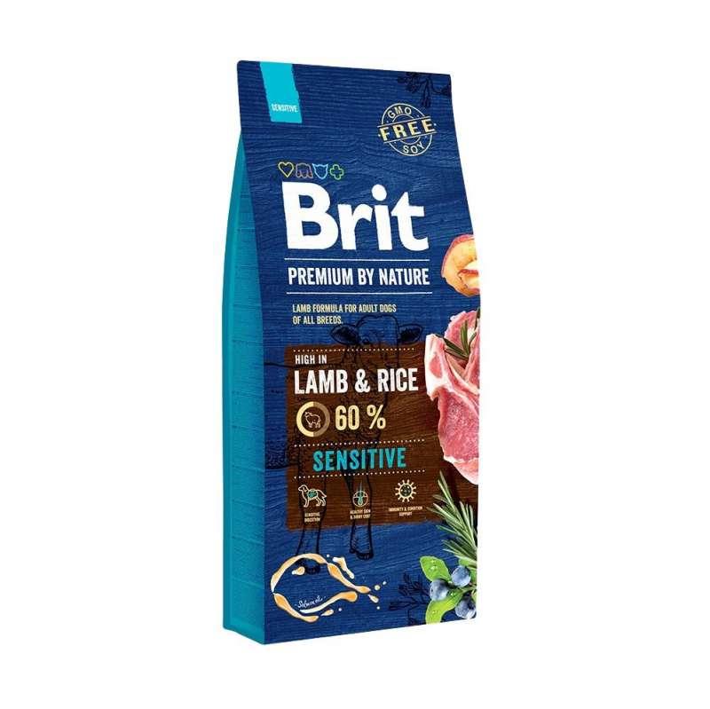 brit premium adult lamb rice kuzu etli 15 kg yetişkin köpek maması yorumları