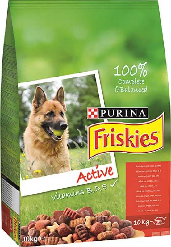 friskies active etli 10 kg yetişkin köpek maması yorumları