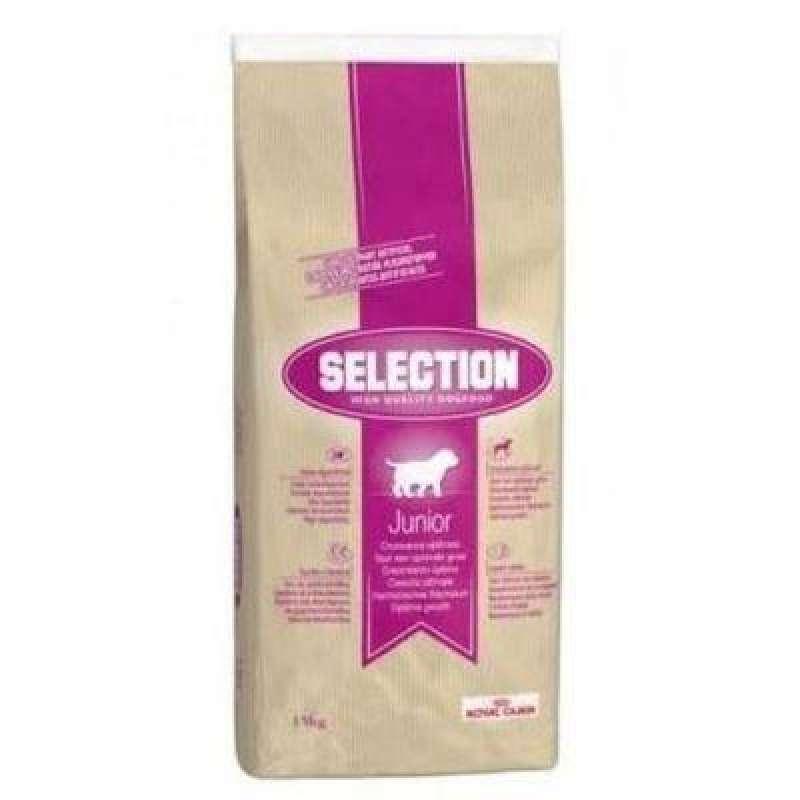 royal canin selection premium junior 15 kg yavru köpek maması yorumları