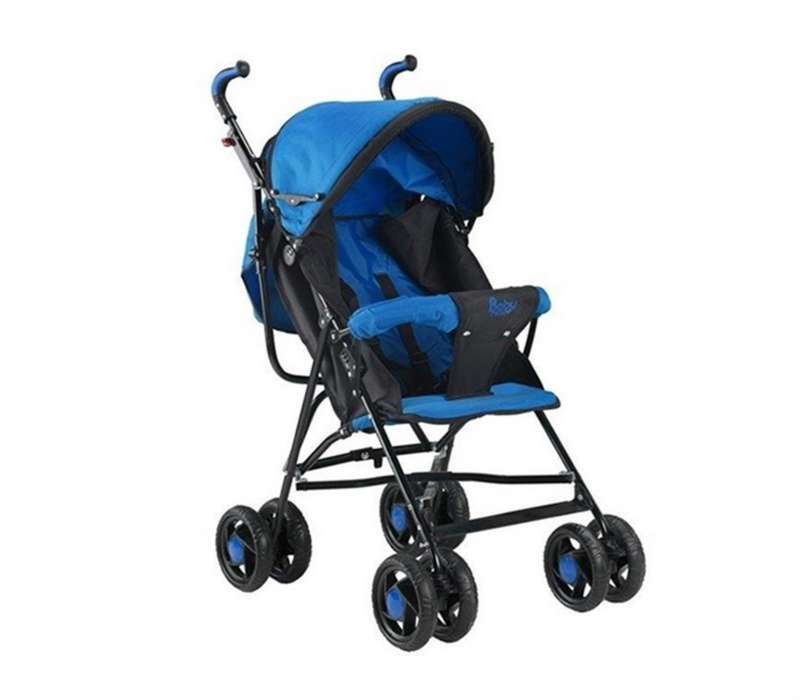 babyhope sc-100 tam yatarlı mavi baston bebek arabası yorumları