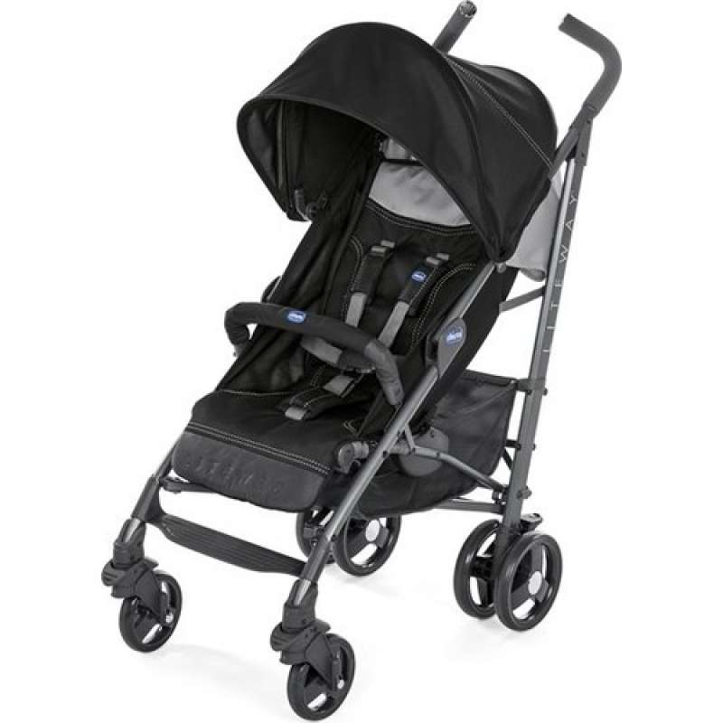 chicco lite way 3 top bb siyah baston bebek arabası yorumları