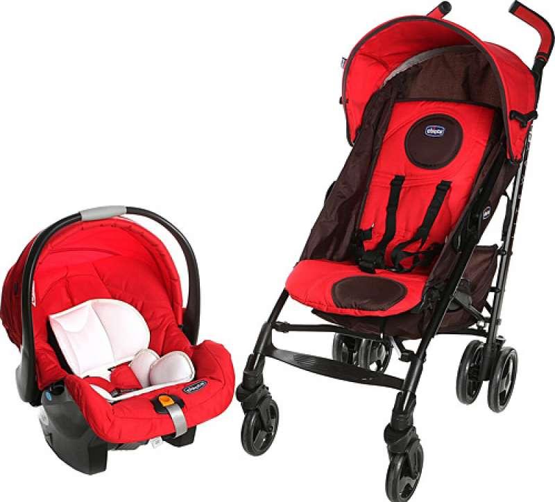 chicco lite way plus kırmızı travel sistem bebek arabası yorumları