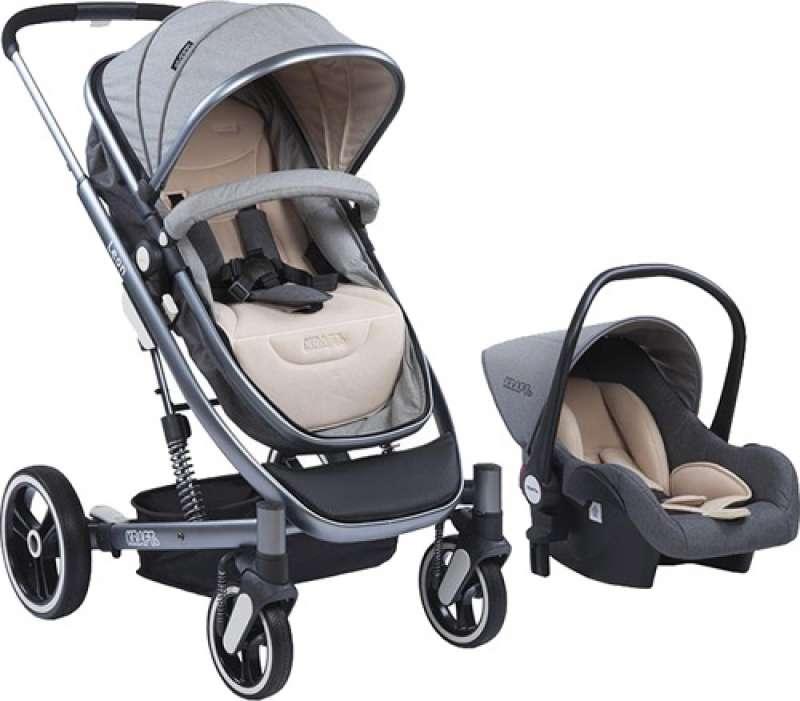kraft leon gri travel sistem bebek arabası yorumları