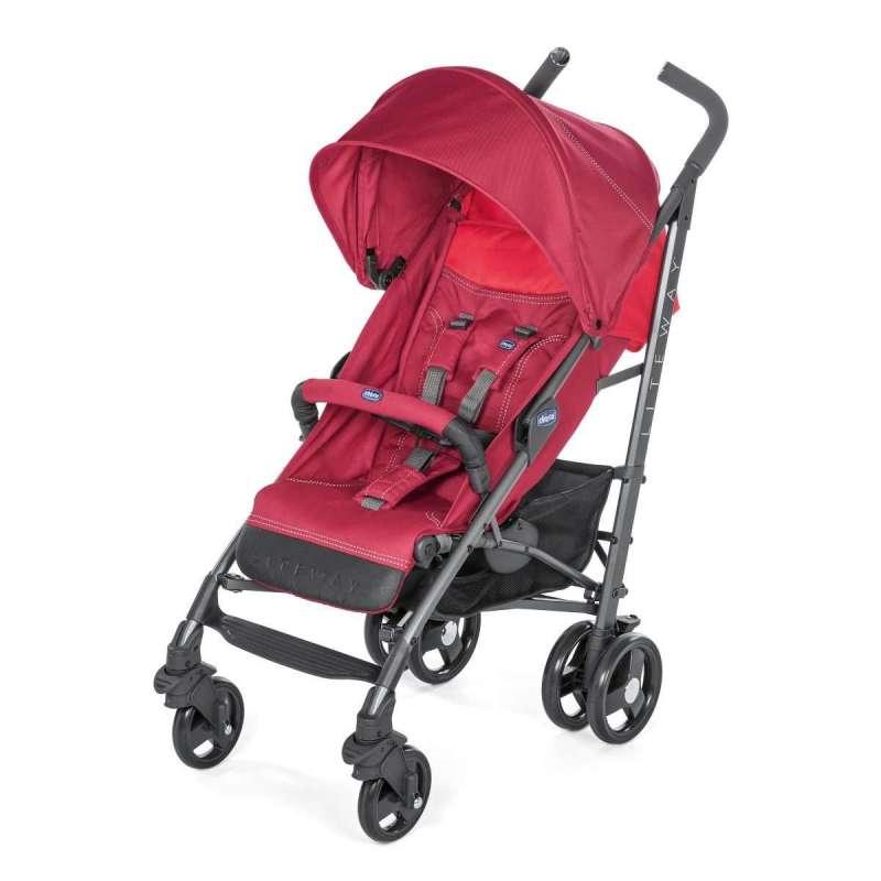 chicco lite way 3 top bb kırmızı baston bebek arabası yorumları