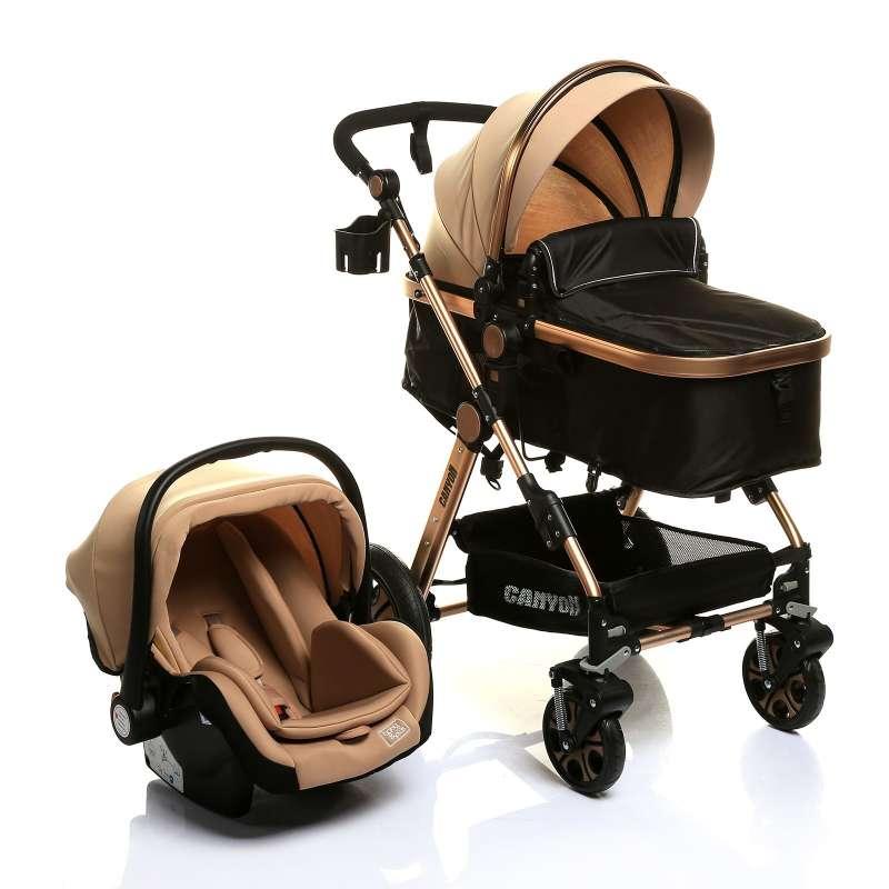 baby&plus canyon travel sistem bebek arabası yorumları