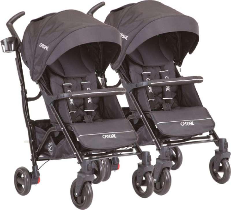 casual vista twin black İkiz baston bebek arabası yorumları