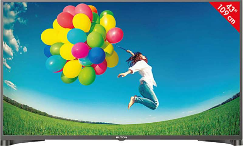 elton el43dlk010 full hd 43inch 109 ekran uydu alıcılı led televizyon yorumları