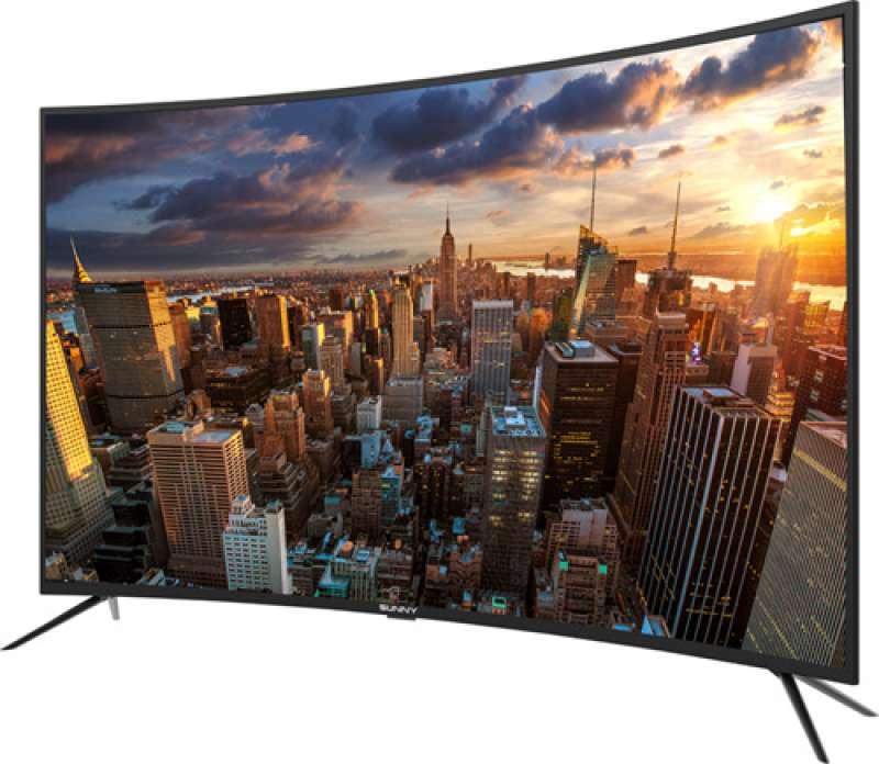 sunny curved 4k ultra hd 55inch 140 ekran uydu alıcılı smart led televizyon yorumları