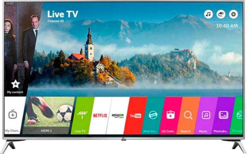 lg 55uj651v 4k ultra hd 55inch 140 ekran uydu alıcılı smart led televizyon yorumları