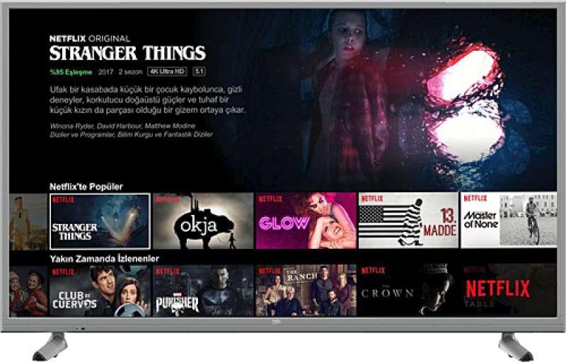 beko b49l 8860 5s 4k ultra hd 49inch 123 ekran uydu alıcılı smart led televizyon yorumları