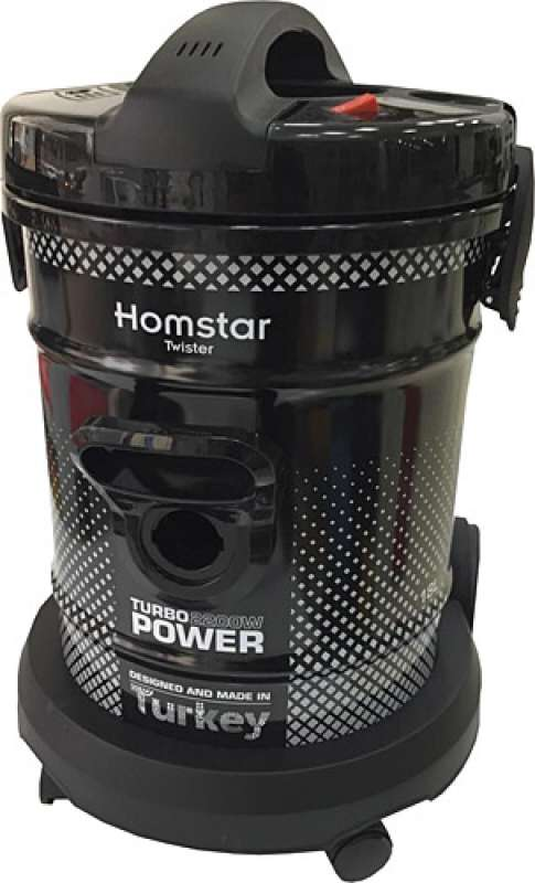 homstar hs-vc2200 twister 2200 w toz torbasız süpürge yorumları