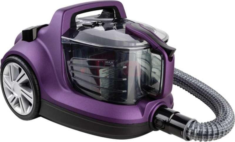 fakir veyron turbo xl violet 750 w toz torbasız süpürge yorumları