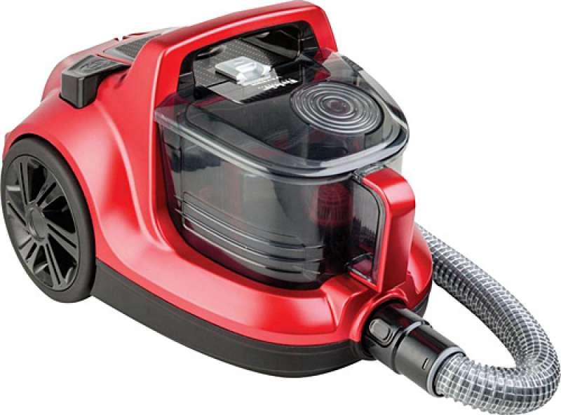 fakir veyron turbo Öko kırmızı 850 w toz torbasız süpürge yorumları