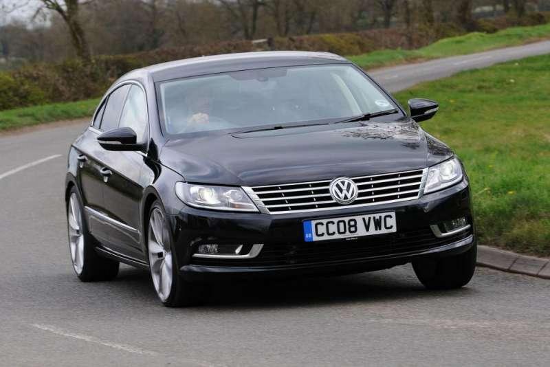 Volkswagen Passat CC yorumları