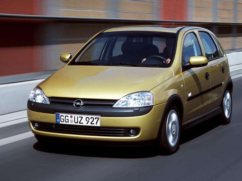 Opel Corsa C yorumları