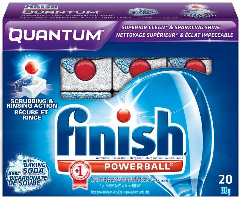 Finish Quantum Bulaşık Deterjanı yorumları