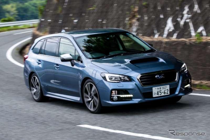 Subaru Levorg yorumları