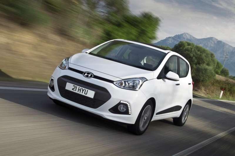 Hyundai i10 yorumları