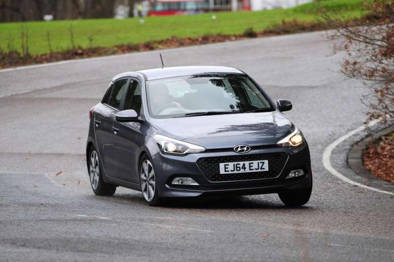Hyundai i20 yorumları