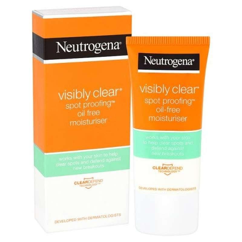 neutrogena visibly clear yorumları