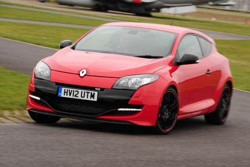 Renault Megane3 RS yorumları