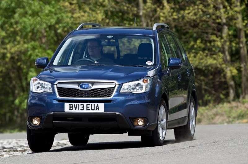 Subaru Forester 4.Nesil yorumları