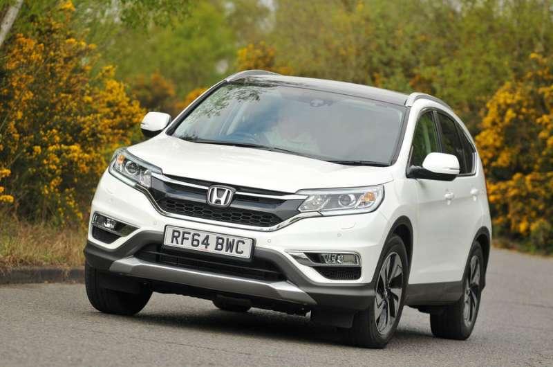Honda CR-V 4.Nesil yorumları