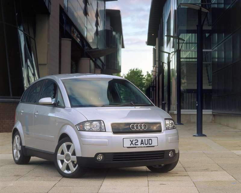 Audi A2 yorumları