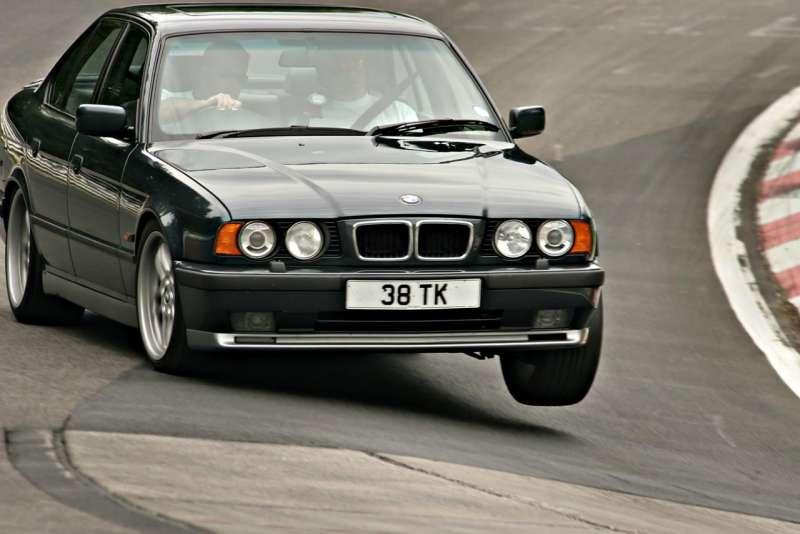 BMW 5 serisi E34 yorumları