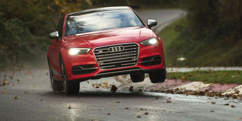 Audi RS3 yorumları
