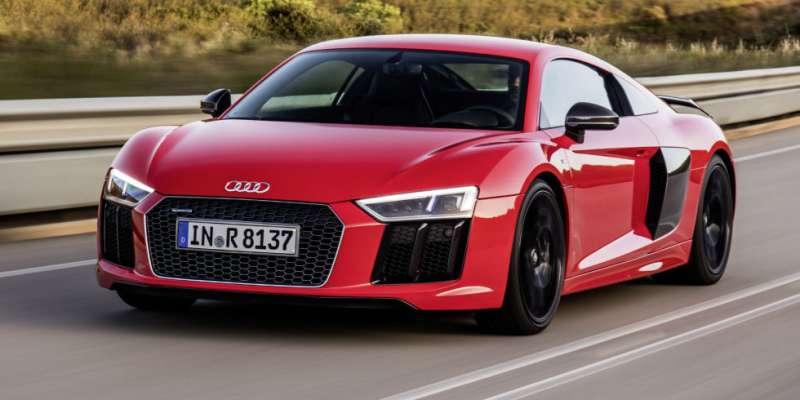 Audi R8 yorumları