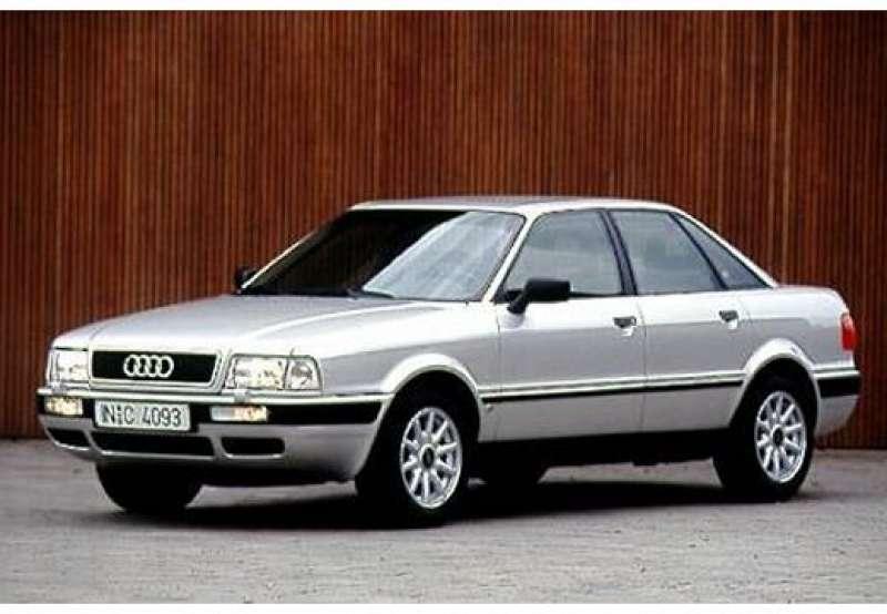 Audi 80 yorumları