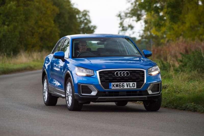 Audi Q2 yorumları