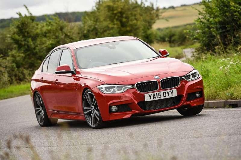 BMW 3 serisi F30 yorumları