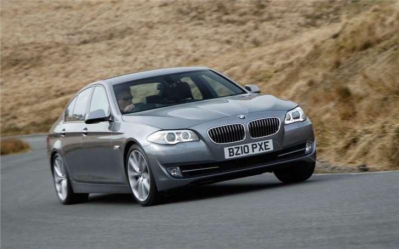 BMW 5 serisi F10 yorumları