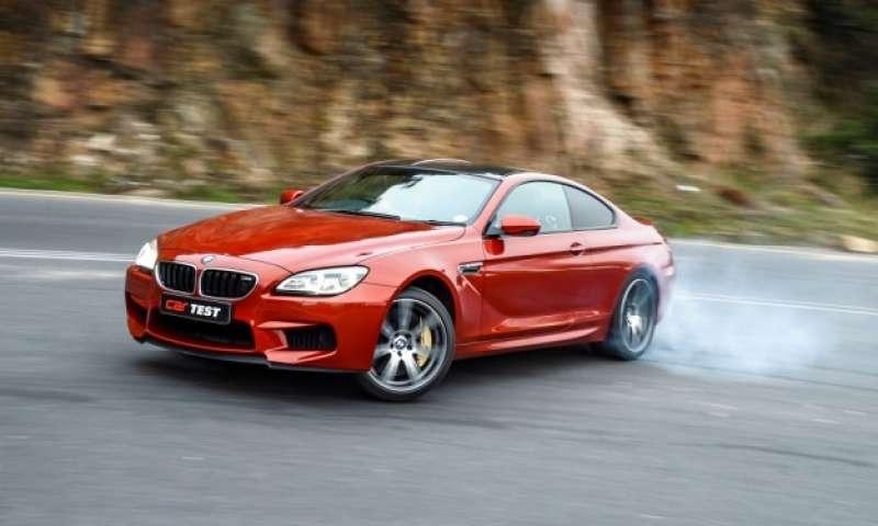 BMW M6 yorumları