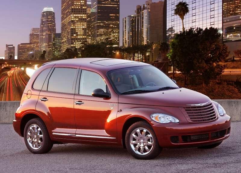 Chrysler PT Cruiser yorumları