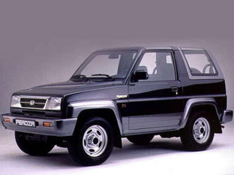 Daihatsu Feroza yorumları