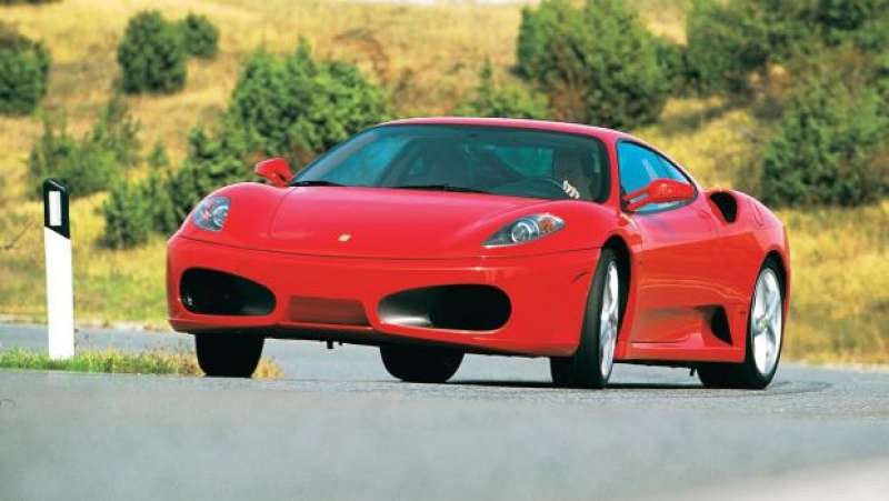 Ferrari 430 yorumları