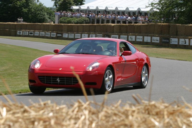Ferrari 612 yorumları