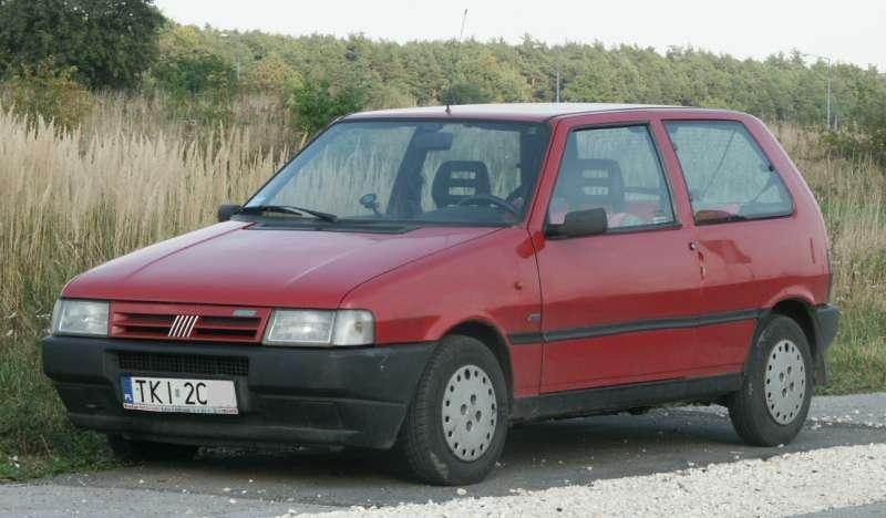Fiat Uno yorumları